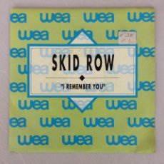 Discos de vinilo: SKIND ROW. I REMEMBER YOU. Lote 294128473