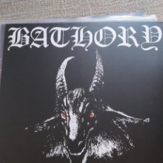 Discos de vinilo: BATHORY - BATHORY (LP - BLACK MARK). Lote 294140673