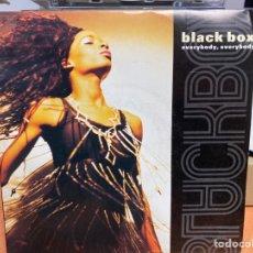"""Discos de vinilo: BLACK BOX - EVERYBODY, EVERYBODY (7""""). Lote 294148703"""