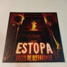 """Discos de vinilo: 1021- ESTOPA VOCES DE ULTRATUMBA VIN 12"""" LP 2005 NEW PRECINTED SPAIN 2021. Lote 294168003"""