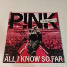 "Discos de vinilo: 1021- PINK SET LIST ALL I KNOW SO FAR 2 VIN 12"" LP NEW PRECINTED EU 2021. Lote 294169158"