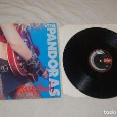Discos de vinilo: THE PANDORAS - ROCK HARD. Lote 294172363