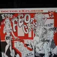 """Discos de vinilo: DOCTOR EXPLOSION 7"""" 1995 SUBTERFUGE RECORDS . NUEVO. Lote 294173753"""