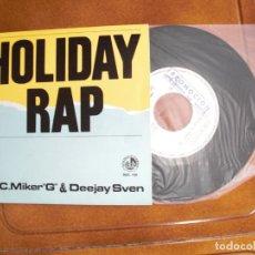 Discos de vinilo: DISCO SINGLE. Lote 294175143