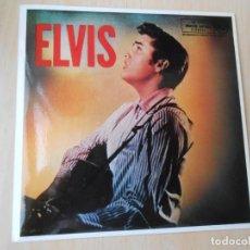Discos de vinilo: ELVIS PRESLEY, EP, ARRANCALO (RIP IT UPO) + 3, AÑO 1987 EDICION FACSIMIL - REEDICION. Lote 294175573