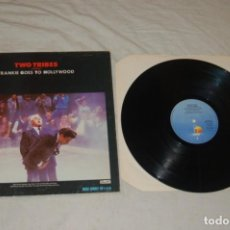 Discos de vinilo: FRANKIE GOES TO HOLLYWOOD - TWO TRIBES. Lote 294277118