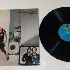 """Discos de vinilo: 1021- PASSION FACTORY THE TWINS VIN 12"""" LP POR VG DIS VG+ SPAIN. Lote 294365718"""