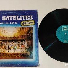 """Discos de vinilo: 1021- LOS SATELITES EL BAILE DEL SUAVITO VIN 12"""" LP POR F DIS G+ 1981 SPAIN. Lote 294368108"""