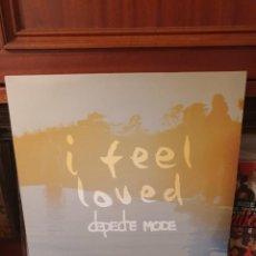 Discos de vinilo: DEPECHE MODE / I FEEL LOVED / MUTE 2001. Lote 294372958