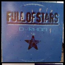 Discos de vinilo: D. LPS. FULL OF STARS. D-RHOM 1977.. Lote 294384013