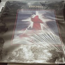 Discos de vinilo: ENIGMA - MCMXC A.D. (LP, ALBUM)1990. SELLO:VIRGIN N.º: (LL) 211209.MUY BUENO. NEAR MINT/ NEAR MINT. Lote 294430538