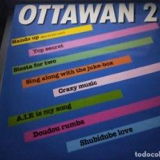 Discos de vinilo: OTTAWAN – 2 . 1981. SELLO: CARRERE – CAR 00011 FORMATO: VINYL, LP. MINT / NEAR MINT. Lote 294430608