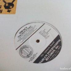 Discos de vinilo: MX. IMPACT - NEW BOYS IN TOWN. Lote 294433433