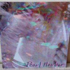 Discos de vinilo: PEARL HARBOR - SOMETHING ABOUT THE CHAPARRALS MAXI MEXICAN EDIC. AMERICANA -2010 VINILO COLOR. Lote 294435248