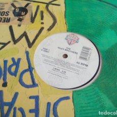 Discos de vinilo: MX. THE ISLEY BROTHERS - I WISH. Lote 294435573