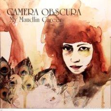 Discos de vinilo: CAMERA OBSCURA – MY MAUDLIN CAREER. Lote 294436643