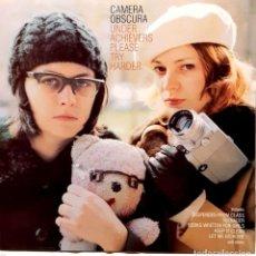 Discos de vinilo: CAMERA OBSCURA – UNDERACHIEVERS PLEASE TRY HARDER. Lote 294436883