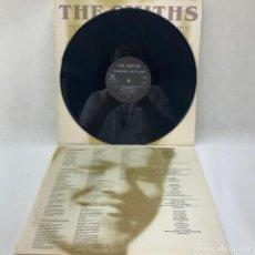 Discos de vinilo: LP - VINILO THE SMITHS - STRANGEWAYS , HERE WE COME + ENCARTE - ESPAÑA - AÑO 1988. Lote 294437963
