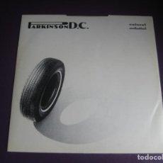 Discos de vinilo: PARKINSON D.C. – NATURAL NOBRITOL - MAXI SINGLE MUNSTER 1995 - NOISE POP 90'S - KEN STRINGFELLOW. Lote 294440498