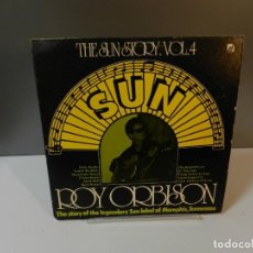 Discos de vinilo: DISCO VINILO LP. ROY ORBISON – THE SUN STORY VOL.4. 33 RPM.. Lote 294444753