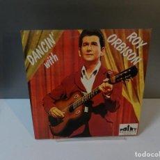 Discos de vinilo: DISCO VINILO LP. ROY ORBISON – DANCIN' WITH ROY ORBISON. 33 RPM.. Lote 294445883