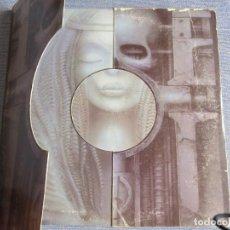 Discos de vinilo: EMERSON LAKE & PALMER- BRAIN SALAD SURGERY, ORIGINAL 1973 UK LP. Lote 294447603