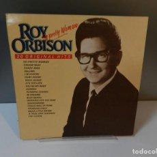 Discos de vinilo: DISCO VINILO LP. ROY ORBISON – OH PRETTY WOMAN. 33 RPM.. Lote 294447788
