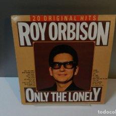 Discos de vinilo: DISCO VINILO LP. ROY ORBISON – ONLY THE LONELY. 33 RPM.. Lote 294448053