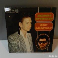 Discos de vinilo: DISCO VINILO LP. ROY ORBISON – ALMOST EIGHTEEN. 33 RPM.. Lote 294448933