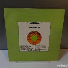 Discos de vinilo: DISCO VINILO LP. JACKIE LEE COCHRAN, ROY HALL, JOHNNY CARROLL – RARE ROCKABILLY VOLUME II. 33 RPM.. Lote 294449748