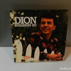 Discos de vinilo: DISCO VINILO LP. DION – RUNAROUND SUE. 33 RPM.. Lote 294452943