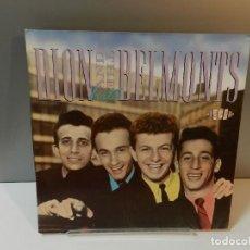 Discos de vinilo: DISCO VINILO LP. DION & THE BELMONTS – HITS. 33 RPM.. Lote 294453253