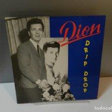 Discos de vinilo: DISCO VINILO LP. DION – DRIP DROP. 33 RPM.. Lote 294453573