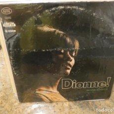 Discos de vinilo: LOTT147 DOBLE LP DIONNE WARWICK DIONNE USA CIRCA 1970 MUY BONITO ESTADO RAZONABLE. Lote 294460003