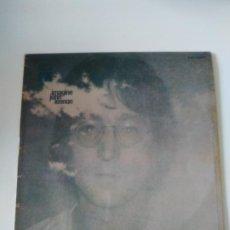 Dischi in vinile: JOHN LENNON IMAGINE ( 1971 EMI ODEON ESPAÑA ) BEATLES. Lote 294462928