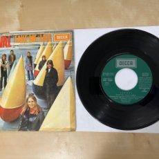 "Discos de vinilo: ARRIVAL - TAKE ME / LIVE - SINGLE 7"" SPAIN 1970. Lote 294478128"