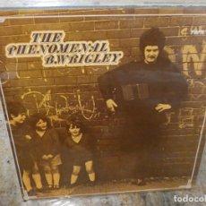 Discos de vinilo: CAJJ146 LP FOLK UK 1970S THE PHENOMENAL B WRIGLEY BUEN ESTADO. Lote 294478308
