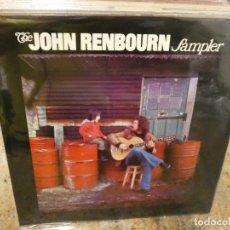 Discos de vinilo: CAJJ146 LP FOLK UK 1970S THE JOHN REBOURN SAMPLER BUEN ESTADO. Lote 294478588