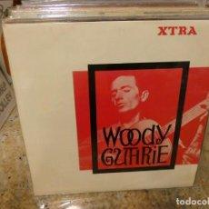 Discos de vinilo: CAJJ146 LP FOLK UK 1965 WOODY GUTHRIE HOMONIMO EN XTRA. Lote 294478978