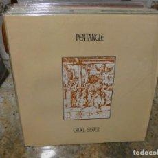 Discos de vinilo: CAJJ146 LP FOLK UK 1970 PENTANGLE CRUEL SISTER PRECIOSIIMO BUEN ESTADO. Lote 294479568