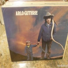 Discos de vinilo: CAJJ146 LP FOLK UK 1974 BUEN ESTADO ARLO GUTHRIE BUEN ESTADO. Lote 294479628