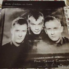 """Discos de vinilo: FINE YOUNG CANNIBALS – EVER FALLEN IN LOVE.1986. LONDON RECORDS – 886 115-1 (12"""").NUEVO.MINT / NM. Lote 294485288"""
