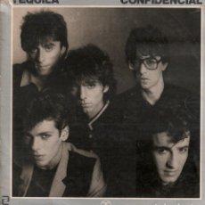 Dischi in vinile: TEQUILA - CONFIDENCIAL / LP ZAFIRO 1981 / CARATULA CON ROCES / VINILO BUEN ESTADO RF-1981. Lote 294485293