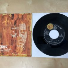 """Discos de vinilo: LUIGI TENCO - CIAO AMORE CIAO / E SE CI DIRANNO - SINGLE 7"""" SPAIN 1967 PROMO. Lote 294493158"""