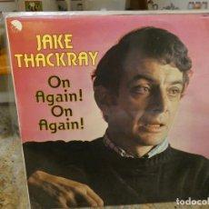 Discos de vinilo: CAJJ146 LP FOLK UK 70S JAKE THACKARAY ON AGAIN! BUEN ESTADO. Lote 294495433