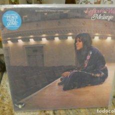 Discos de vinilo: CAJJ146 LP PRECIOSO MELANIE LEFT OVER WINE UK 1970 MUY BUEN ESTADO. Lote 294496243