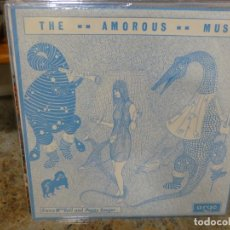 Discos de vinilo: CAJJ146 LP FOLK UK ARGO 19866 THE AMOROUS MUSE EWAN MC COLL AND PEGGY SEGER BUEN ESTADO. Lote 294497393