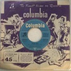 Discos de vinilo: CLIFF RICHARD &THE SHADOWS. SAG NO ZU IHM/ ZUVIEL ALLEIN. COLUMBIA, GERMANY 1964 SINGLE. Lote 294497563