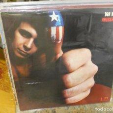 Discos de vinilo: CAJJ146 LP UK 71 DON MC LEAN AMERICAN PIE 1971? NO GATEFOLD VINILO MUY BUEN ESTRADO. Lote 294498393