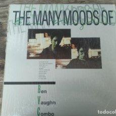 Discos de vinilo: BEN VAUGHN COMBO - THE MANY MOODS ********* LP UK 1986. Lote 294501998